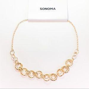 Sonoma Gold Tone Necklace